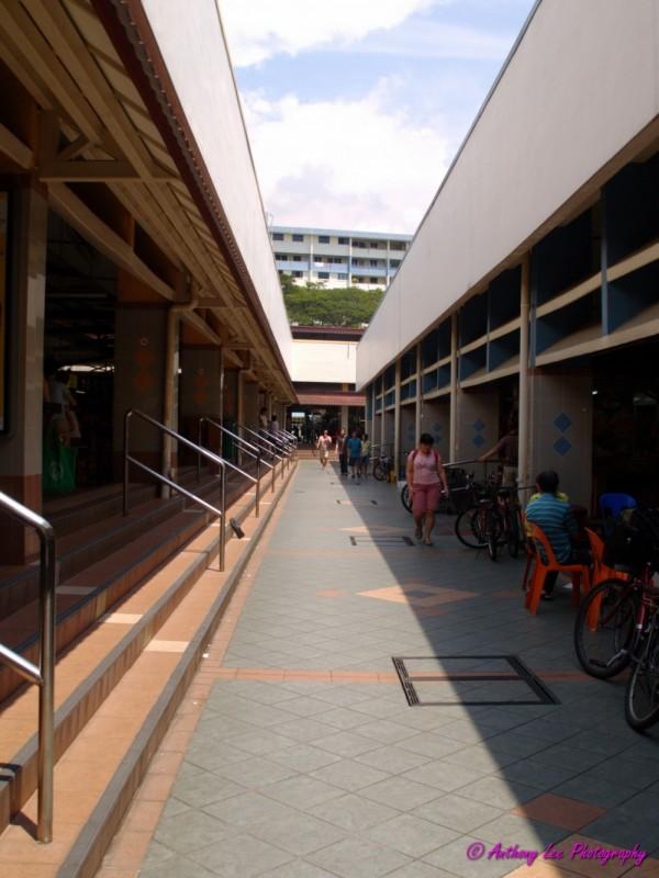Walkway ..divider