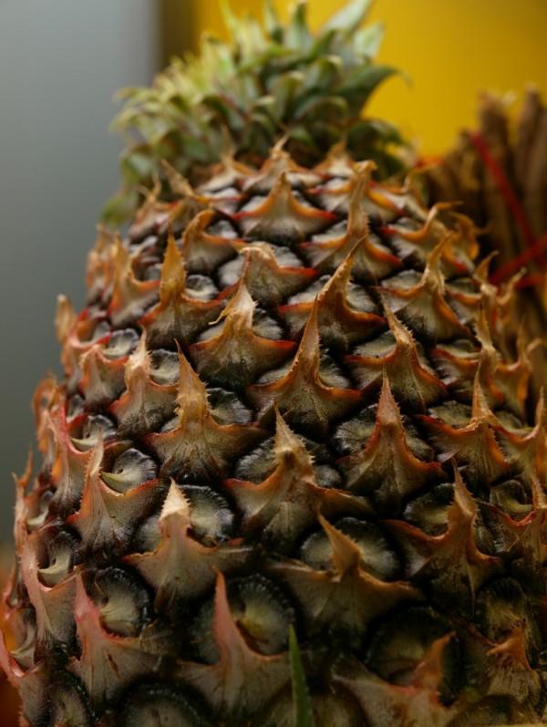 Pineapple or Steps