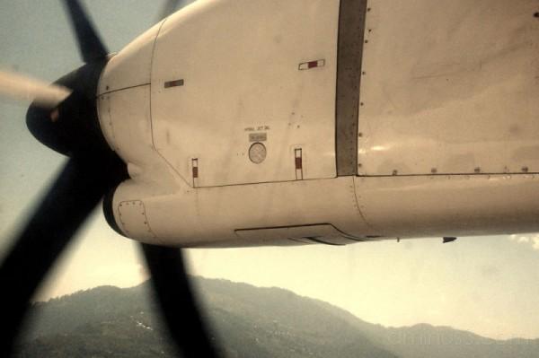Flight to Bhuntar.