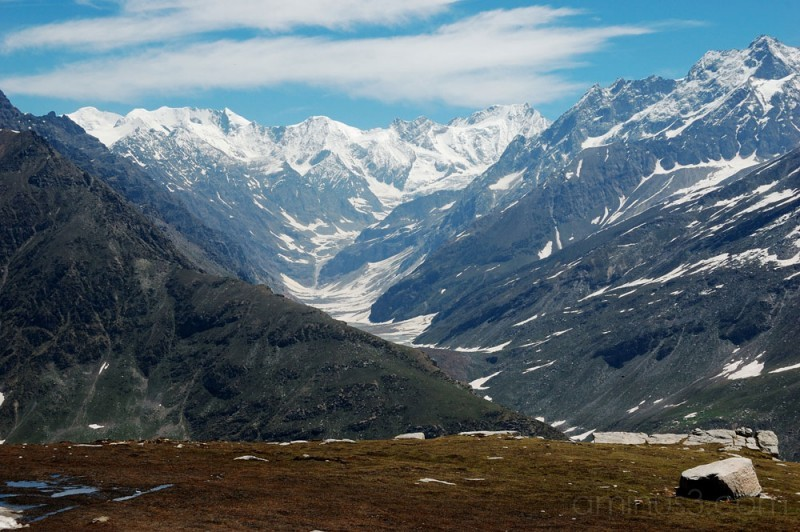 Mountains in Himachal Pradesh