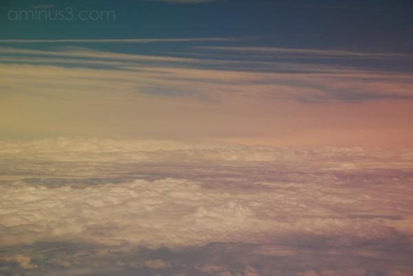puff of clouds