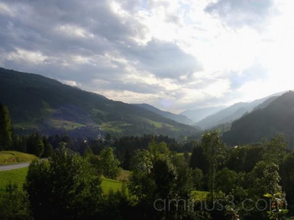 Et kig over dalen