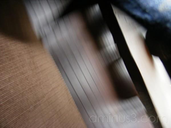 Et gulv i bevægelse