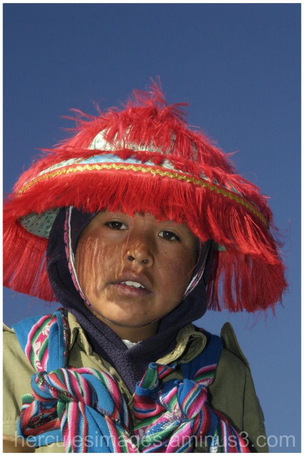 Peruvian Dancer
