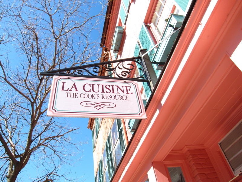La Cuisine, The Cook's Resource