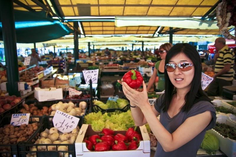 paprika italy italia market venice venezia