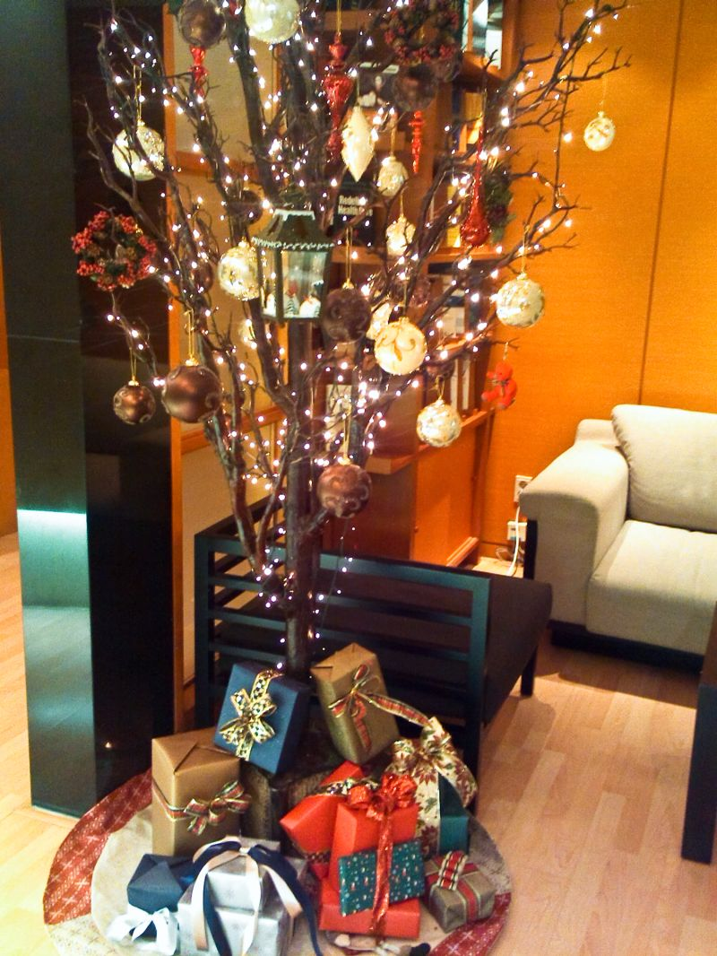 Christmas Tree at Office