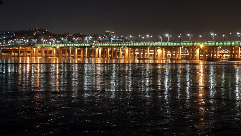 Bridges of Seoul: Hannam Bridge (한남대교)