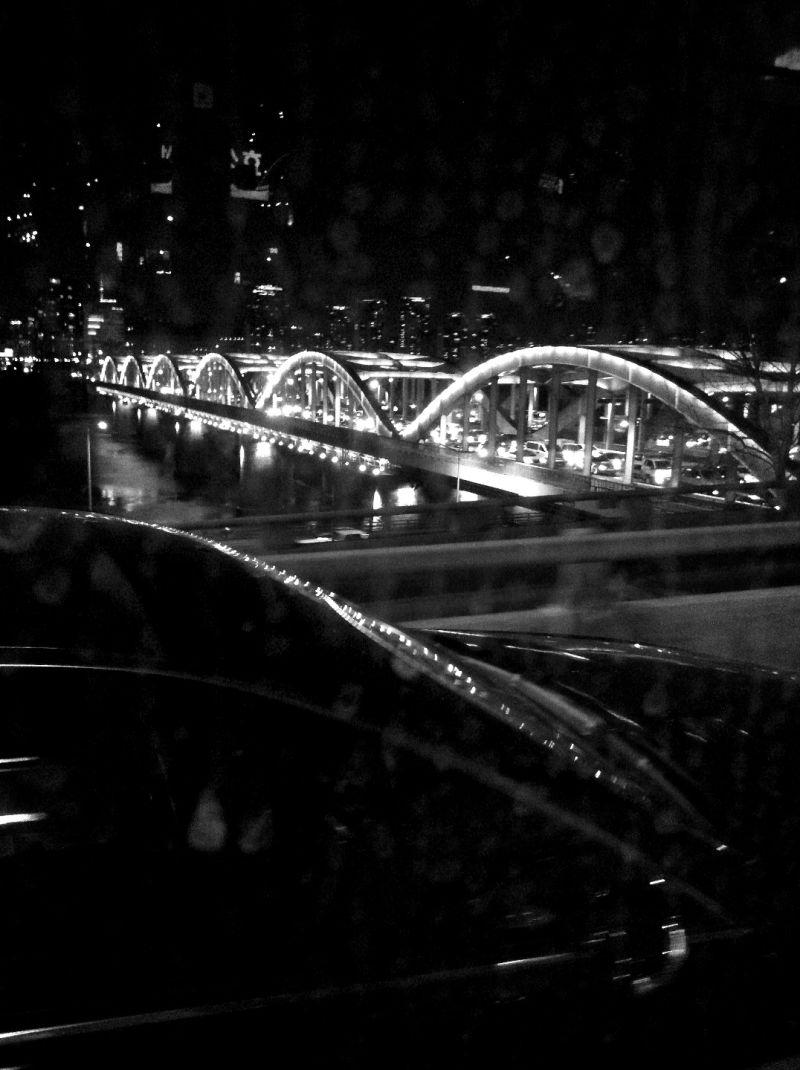 Rain Over Seoul