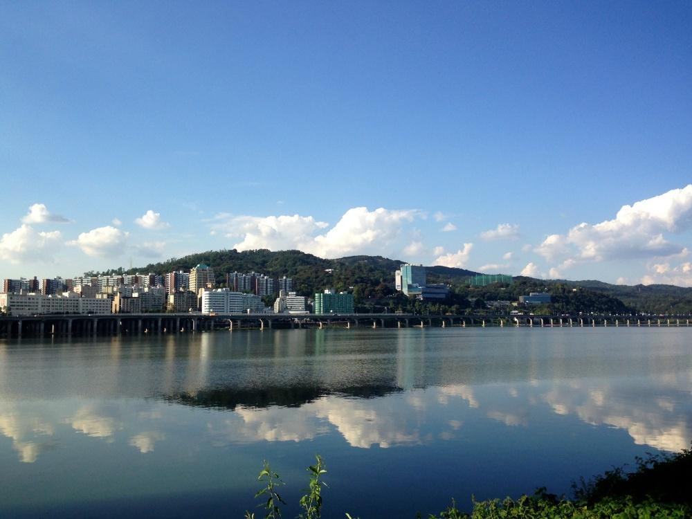 Han River in Autumn
