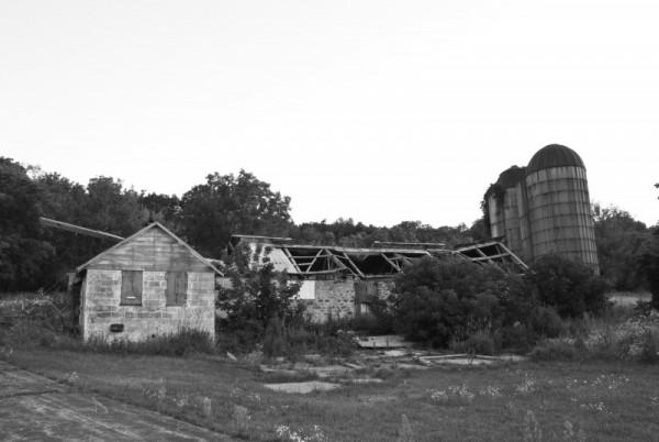 Weathered Farm