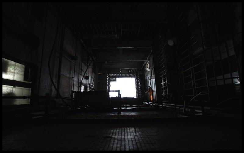 building dark
