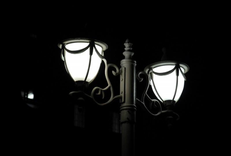 lamp night