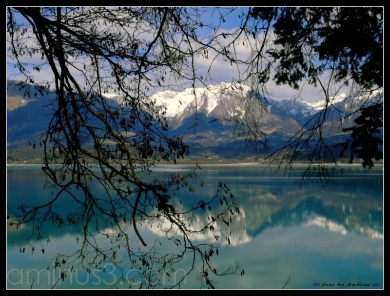 Santa Croce Lake