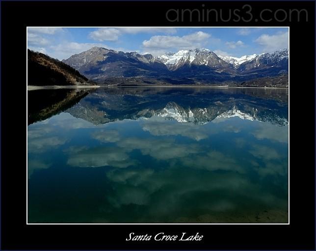 Lago di Santa Croce 2
