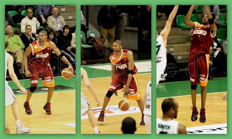 Benetton Basket - Lottomatica Roma