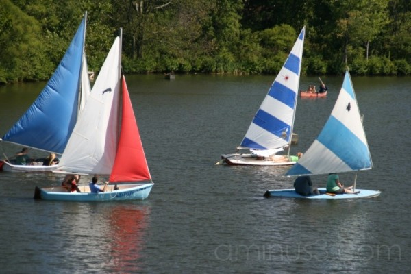 Labor Day Sailboat Race
