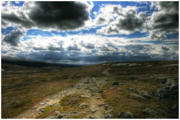 Trail'n'clouds aka SciFi revenge