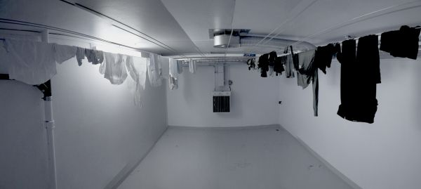 Whitish vs Blackish shirts & panties