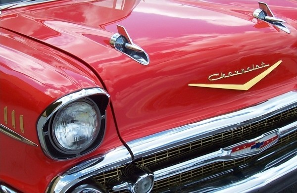 '57 Chevy... Mmmmmm