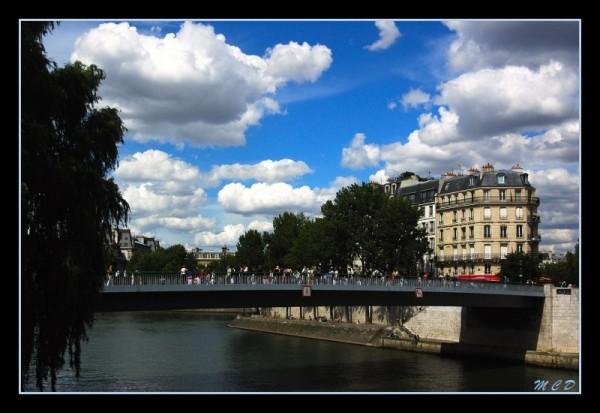 Pont à Paris