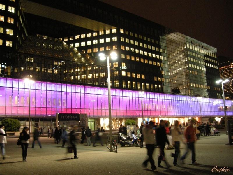 Centre commercial de la Défense
