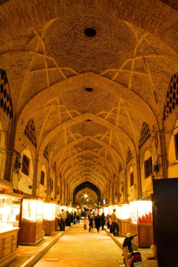 Kerman, Ganj Ali Khan Bazaar