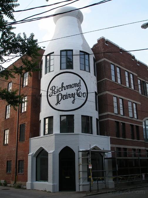Richmond Dairy Loft Apartments