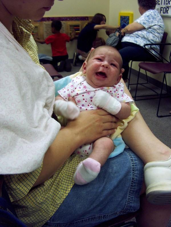 Ashlie visits the doctor