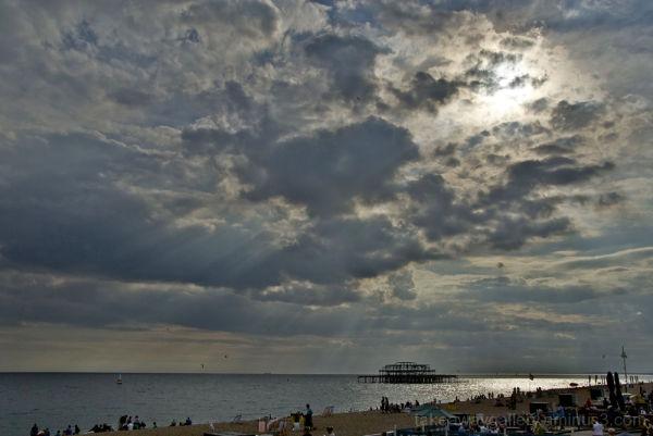Monday at Brighton