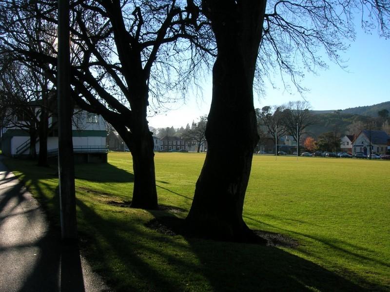 Nearby pitch - Jordan