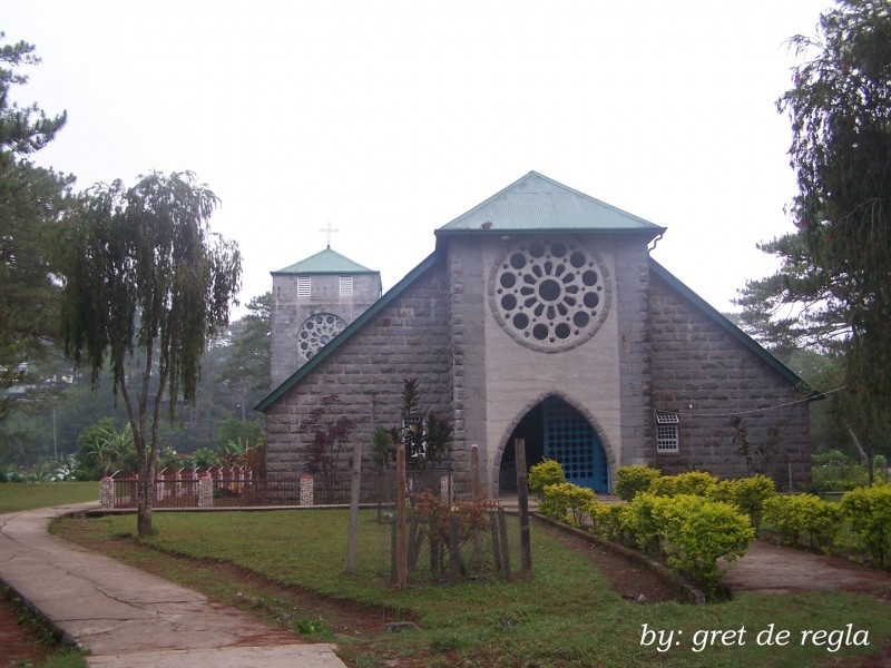 Church of St Mary the Virgin @ Sagada