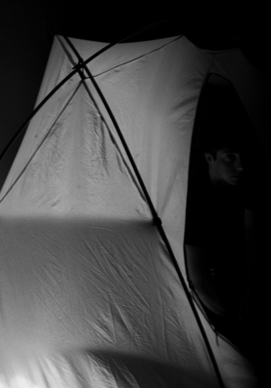 .The Tent.