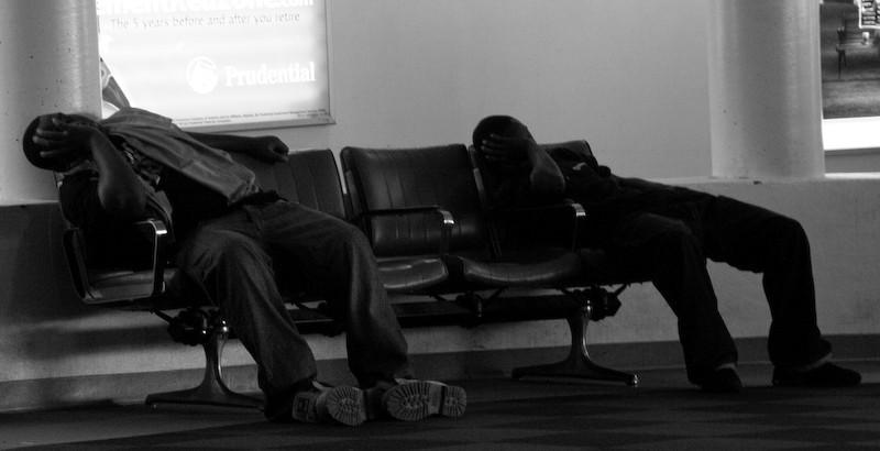 .Synchronized Sleeping.