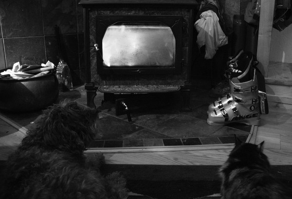 .Roaring Fires and Best Friends.