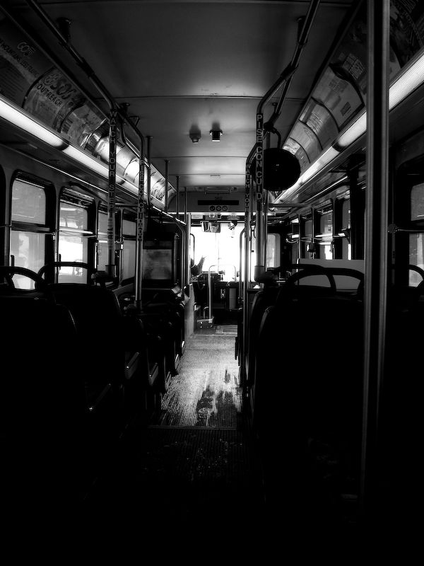 .i am the bus driver.