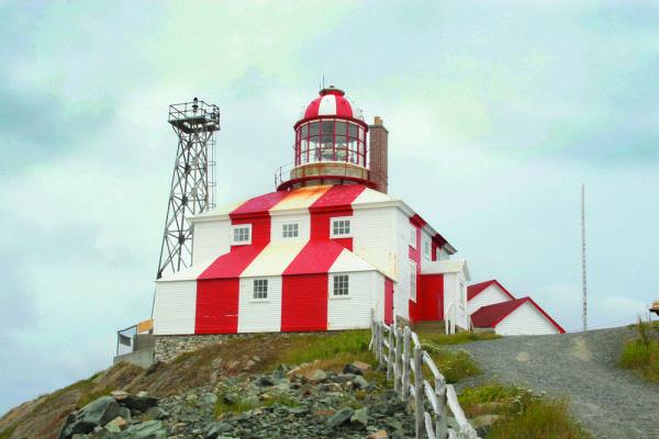 Lighthouse at Cape Bonavista