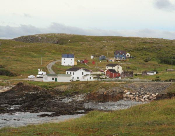 Village in Newfoundland