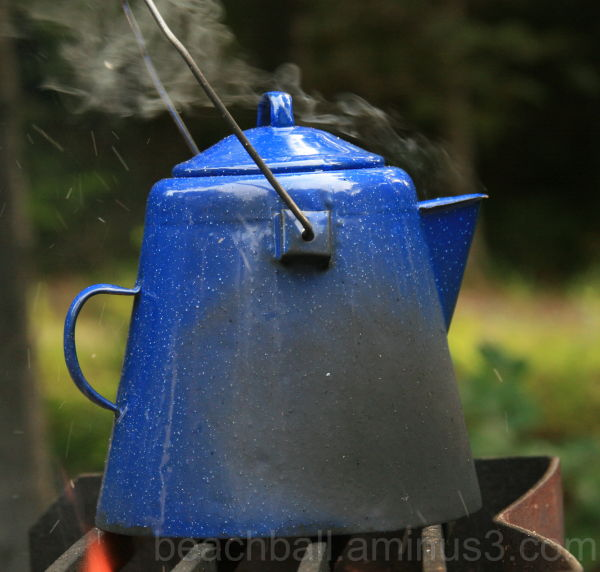 Coffee is Brewing