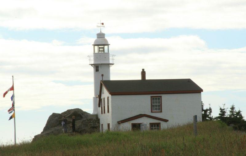 Lighthouse in Newfoundland