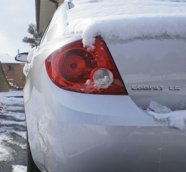Carrie's Car