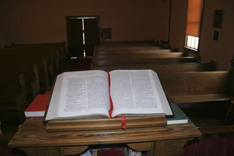 Thy Word is a Lamp unto my feet