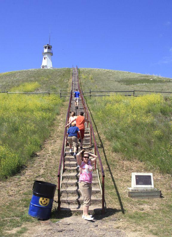 To the Prairie Lighthouse