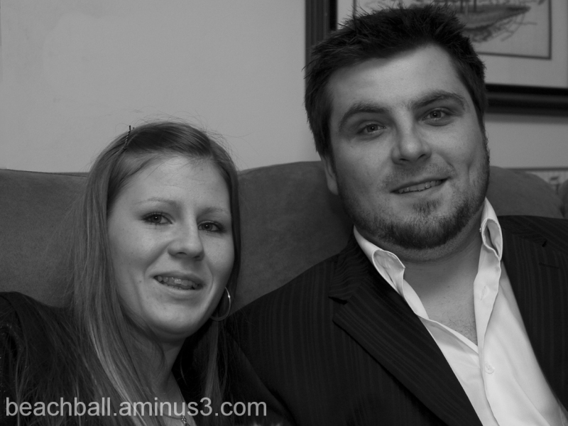 Bobbie and Matt