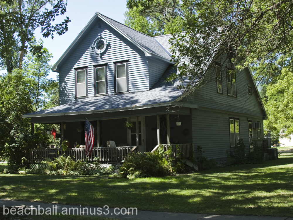 Great-grandma's House