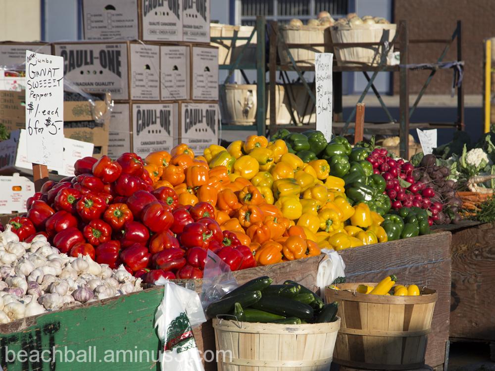 Farmer's Market, 2