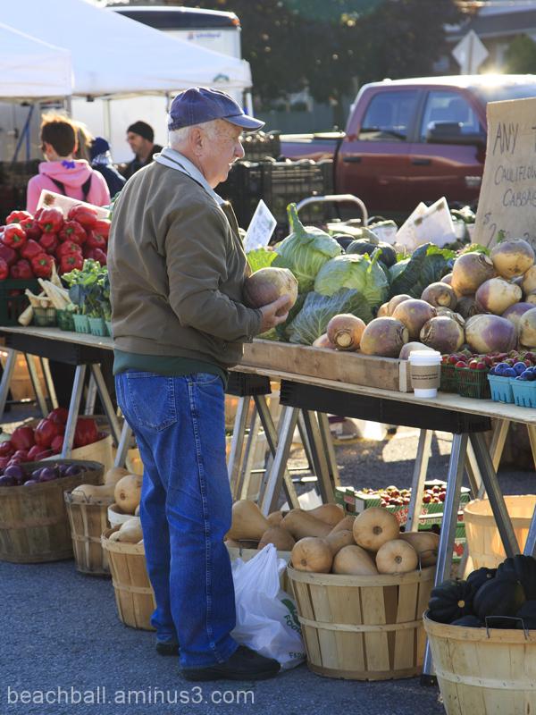 Farmer's Market, 3