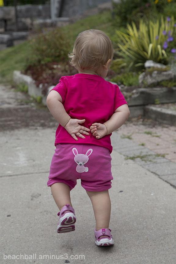 Walking Like Grandpa