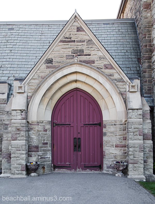 St. George's Side Door