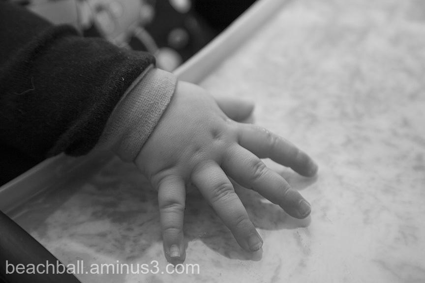 Finley's Hand